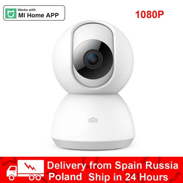 Imilab Smart Camera Webcam 2K 1296P 1080P HD WiFi Night Vision 360 Angle Video IP Cam Baby Security Monitor for Mi home APP