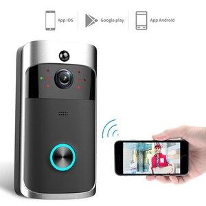 Smart IP Video Intercom WI-FI