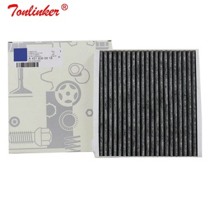 Image 1 - Car Cabin Filter Oem A4518300018/A4518350247 1 Pcs For Smart Fortwo 451 0.8CDI 1.0T 2007 2019 Model Carbon Filter Accessories