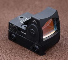 Mini Micro Trijicon Rmr Stijl 1x Red Dot Sight Rifle Scope Voor Picatinny Rail Mount Base 6 Moa M9897(China)