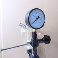 ERIKC Hot Sale Common Rail Tester Injection Test Equipment Pump Injector Calibration and Piezo Nozzle Tester SH60