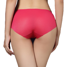 High Quality Womens Seamless Panties Solid Ultra-thin Underwear Sexy low-Rise Briefs