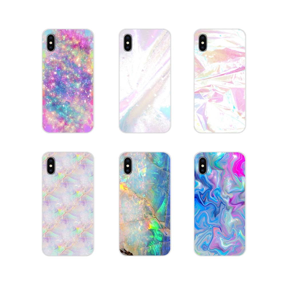 Opal Stone Iridescent Accessories Phone <font><b>Cases</b></font> Covers For <font><b>Meizu</b></font> M2 M3 M5 M6 NOTE M3S M6S <font><b>M6T</b></font> MX6 U20 pro 5 6 plus image