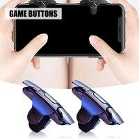 Controlador de juego para móvil, controlador sensible al gatillo para Smartphone, Joysticks para juego para teléfono inteligente, accesorios para Gamepads