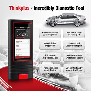 Image 5 - نظام كامل OBD2 أداة تشخيص Thinkplus thinkcar OBDII رمز القارئ 15 إعادة تعيين الخدمات thinkplus pk إطلاق X431V