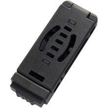 Laço de correia pequeno combate dcl loop coldre/bainha montagem com parafusos clipe de cinto para kydex holstex boltaron