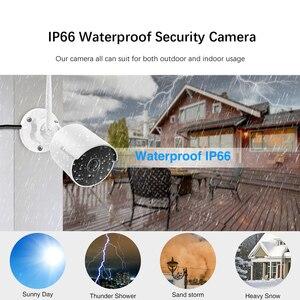Image 3 - 1080P 2MP كاميرا IP لاسلكية الأشعة تحت الحمراء للرؤية الليلية اتجاهين الصوت سجل P2P Onvif فيديو الأمن واي فاي كاميرا مراقبة CCTV في الهواء الطلق