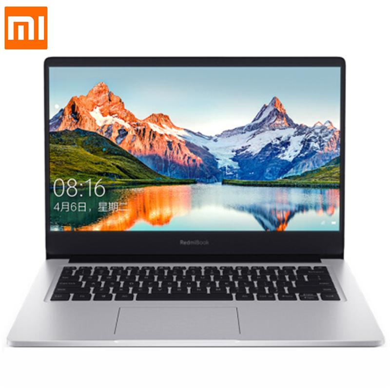 Xiaomi RedmiBook 14.0 Inch Laptop Intel Core <font><b>i5</b></font>-8265U 8G DDR4 <font><b>RAM</b></font> 256GB SSD Quad Core 1920* 1080 IPS Win 10 Ultra-Thin <font><b>Notebook</b></font> image