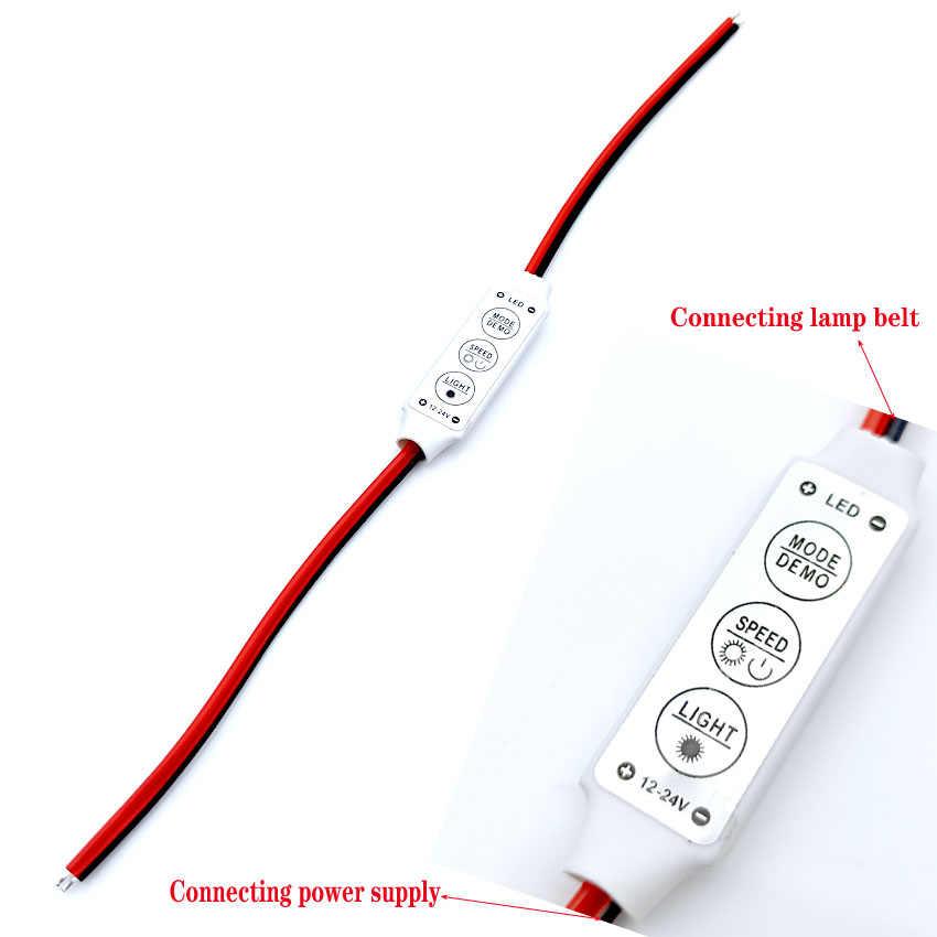 5V USB LED RGB Wifi בקר Bluebooth כוח עבור טלוויזיה תאורה אחורית led רצועת RGB בקר מרחוק אור Wifi קסם בית צבעוני