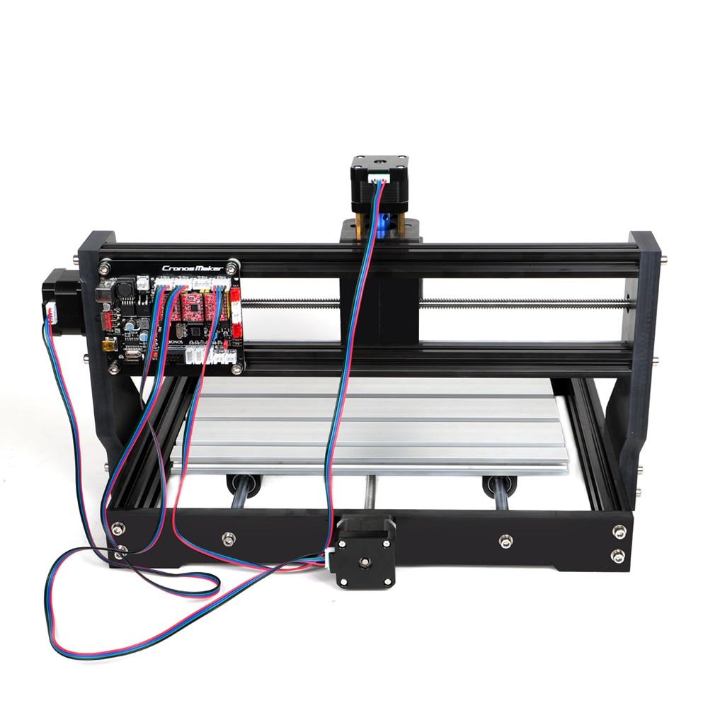 CNC 3018 PRO Laser Graveur Holz CNC Router Maschine GRBL ER11 Hobby DIY Gravur Maschine für Holz PCB PVC Mini CNC3018 Stecher