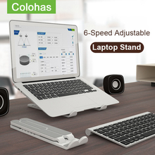 Portable Laptop Stand Folding Adjustable Notebook Stand Holder For Macbook Pro Air Lapdesk