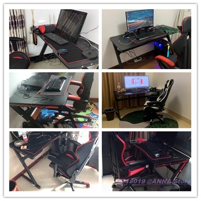 Gaming Desk Table 80x50x75cm  4