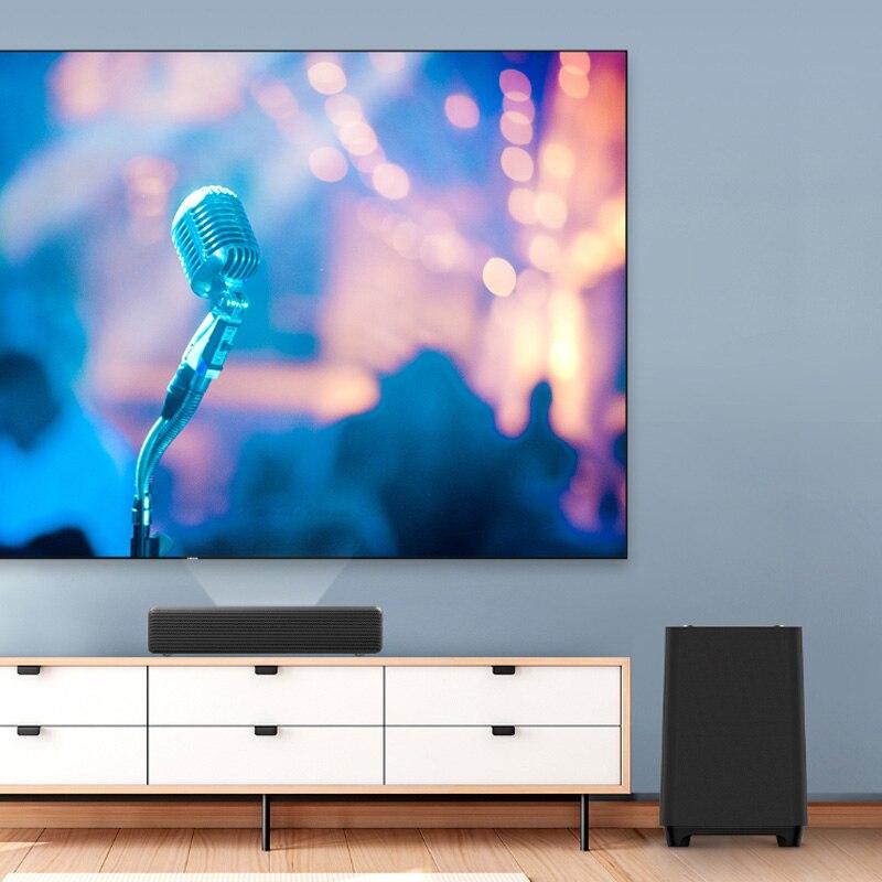 Original xiaomi fengmi wemax s1 subwoofer alto falante para fengmi wemax um pro e mijia projeção a laser tv accessorie cinema em casa - 3