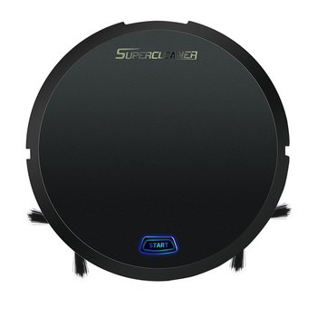 New Rechargeable Automatic Cleaning Robot Smart Sweeping Robot Vacuum Floor Dirt Dust Hair Cleaner Home Sweeping Machine Sweeper auto smart robot vacuum cleaner hand push floor electric mop machine sweeper rechargeable home automatic floor cleaning machine