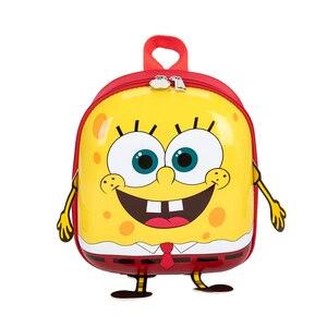 2020 3D Cartoon plecaki dla dzieci stereotyp tornister maluch dzieci szkolne torby dziewczyny chłopcy przedszkole torba kartonowa