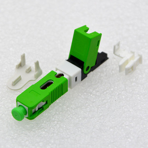 Image 2 - GONGFENG Hot Sell 50PCS NEW Optic Fiber Quick Connector FTTH SC Single Mode Fast Connector Special Wholesale