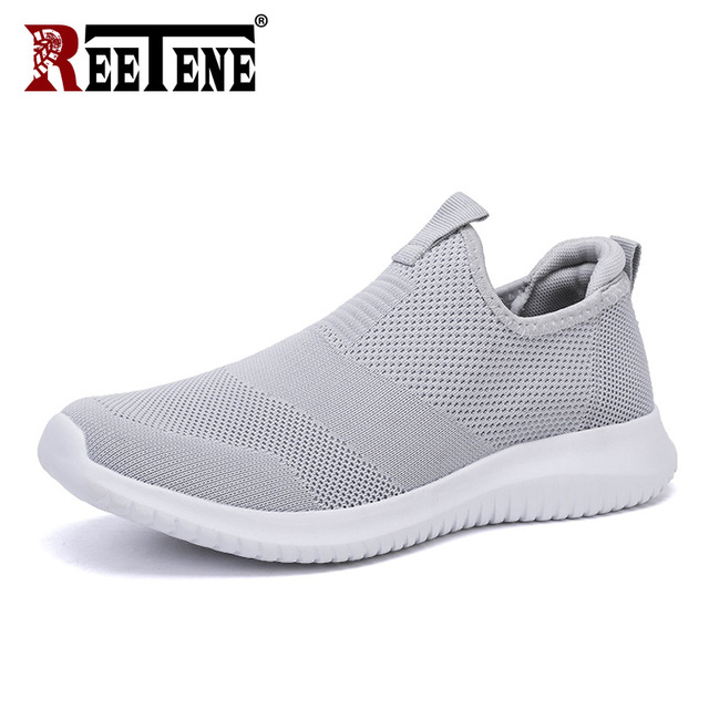 2020 Cheapest Men Casual Shoes Men Sneakers Summer Running Shoes For Men Lightweight Mesh Shoes Breathable Men'S Sneakers 38-48 9