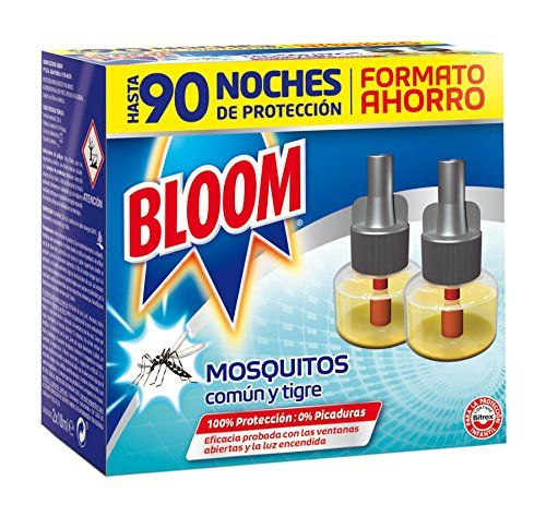 Bloom Liquid For Mosquitoes Common And Tiger, 2Refills/90Nights