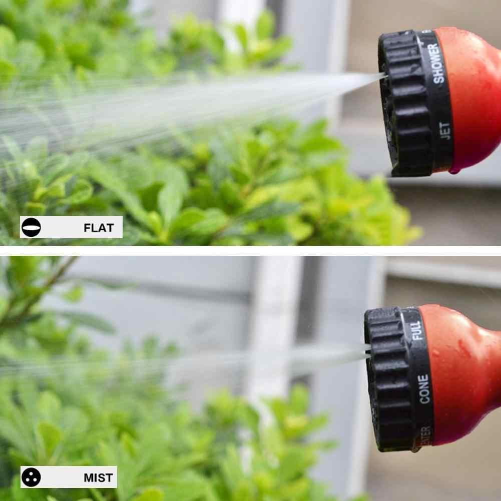 25FT-100FT גמיש מים צינור צינור צינור גינה להרחבה קסם צינור פלסטיק צינורות צינור עם ספריי אקדח השקיה תרסיס