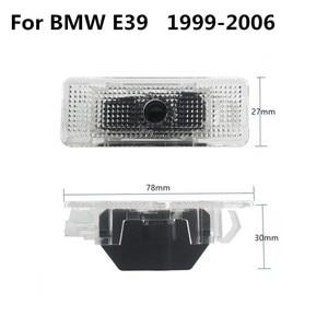 Image 1 - 2X For BMW E39 E53 E52 M Performance M5 X5 528i 1998 LED 3D Car Door Welcome Ghost Shadow Courtesy Laser Logo Projector Light