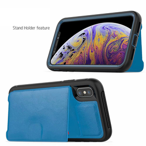 Image 5 - SE 2020 Luxury Multifunction Wallet Case for IPhone 12 Mini 11 Pro Xs Max Xr X 8 7 6s Plus Card Leather Silicone Hard Back Cover