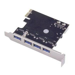 4Port PCI-E to USB 3.0 HUB PCI