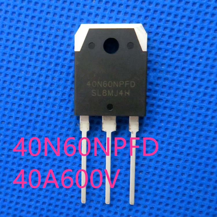 Free Shipping NEW 10PCS/LOT 40N60NPFD  TO-3P 40N60 40A 600V SGT40N60NPFD  IGBT