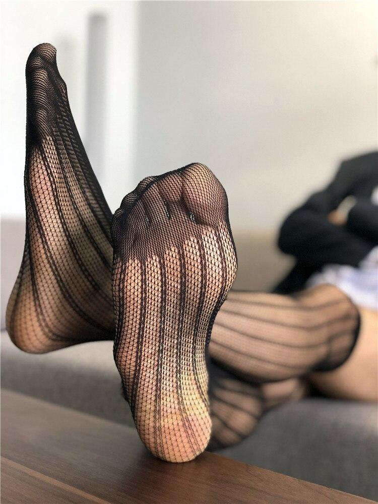 Tube Socks Dress Socks Gifts For Men Sheer Socks Exotic Formal Wear Suit Men Sexy Transparent Business TNT Socks Fishnet Stocks