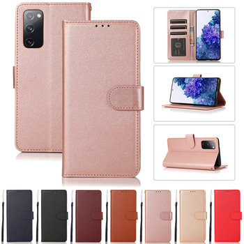 Wallet Leather Case For Samsung Galaxy A02S A03S A12 A21S A22 A32 A50 A51 A52 A70 A71 A72 S21/S20 Plus/Ultra/FE S10/S9 Plus M32 1