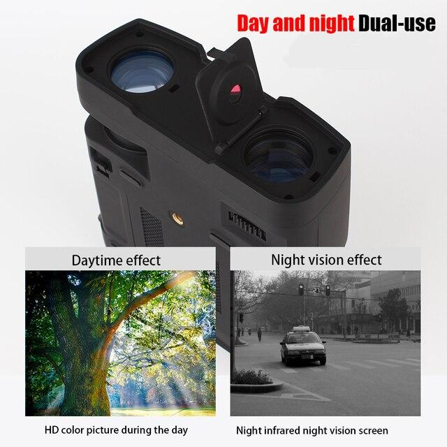 Wg500b 1080p hd νυχτερινή όραση κιάλια οπτικό γυαλί 10. 8x31 zoom ψηφιακή νυχτερινή όραση διοφθαλμικό κυνήγι τηλεσκόπιο νύχτα
