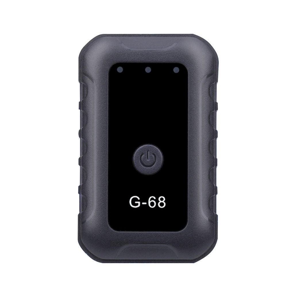 Key Fob Alarm Elderly Gps Locator G68 Free Installation Mini Car Wireless Tracker Child Elderly Pet Tracker For Elder Alarm Key