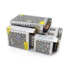 AC DC المحولات 5V 12V 24V 36V امدادات الطاقة 1A 2A 3A 4A 5A 6A 8A 10A 15A 20A 30A المحولات 220V إلى 5V 12V 24V إمدادات الطاقة