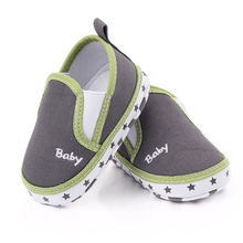 Toddler Newborn Canvas Baby Shoes First Walkers Casual