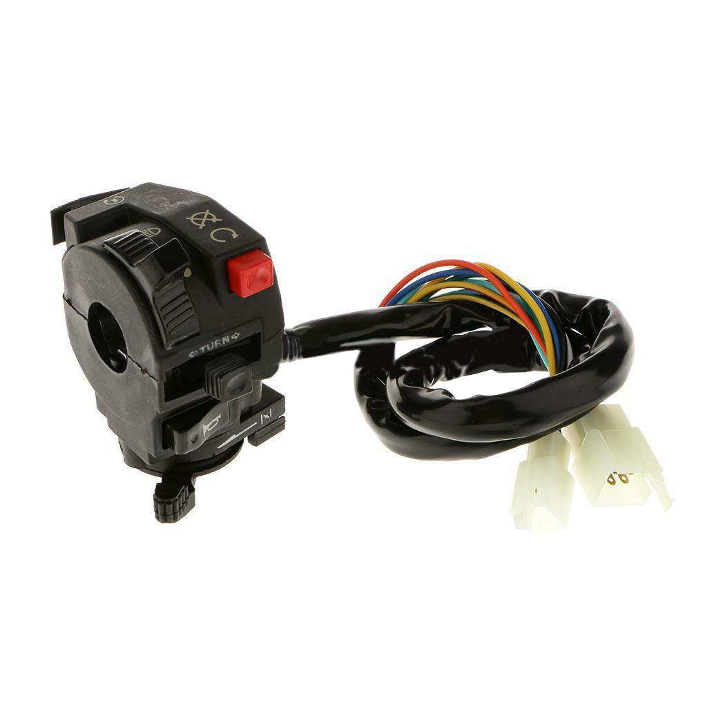 Headlight Horn Indicator Starter <font><b>Switch</b></font> Assembly for 100cc-250cc <font><b>ATV</b></font> Motorcycle image