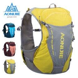 AONIJIE C9103 Ultra Weste 10L Trink Rucksack Pack Tasche Freies Wasser Blase Glaskolben Trail Running Marathon Rennen Wandern SM M/L L/XL