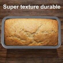Форма для выпечки хлеба Прямоугольная форма из углеродистой