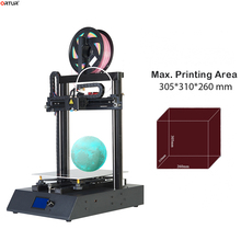 Get more info on the FDM 3D Printer Easy Assemble 360W 24V Power Supply 25 Points Auto-leveling Big Size FDM Industrial Grade Print Moon Light Lamp