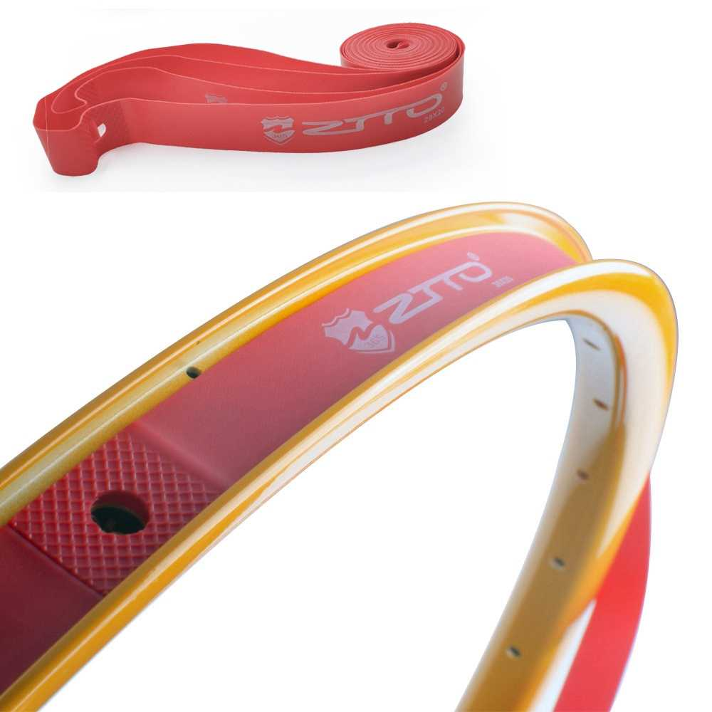 1//2pcs Rim Tapes Strips  Folding Tire Liners Liner Band Tube Tires Protector US~