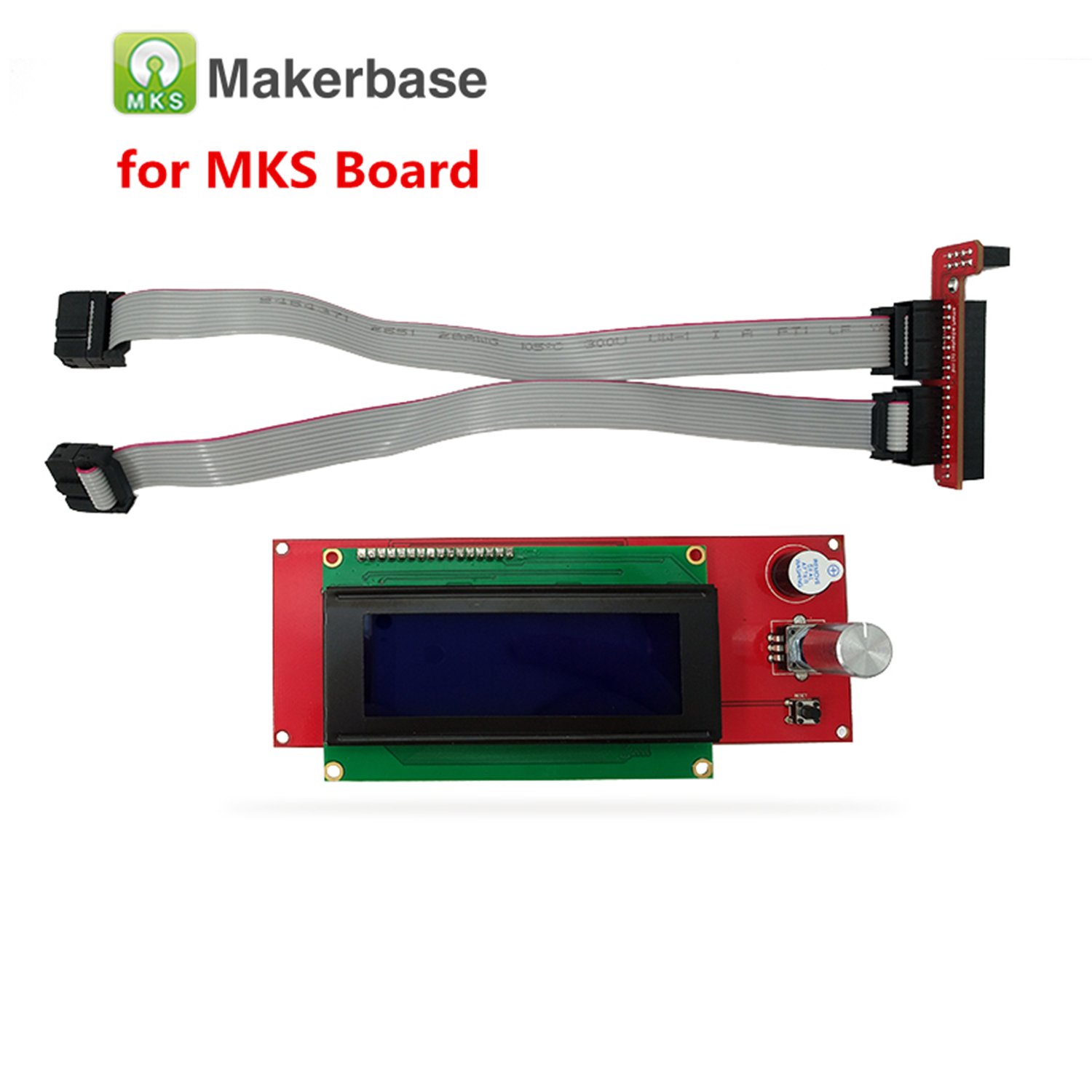3D Printer Lcds Unit Display Module Original LCD 2004 Screen Ramps 1.4 LCD2004 Panel Good Compatibility/durability/stability