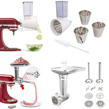 Grinders Kitchenaid-Accessories Stuffer-Attachment for Vegetable Food-Slicer And Sausage