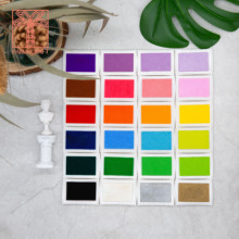 Colors Inkpad clear stamps DIY Craft Ink Pad Rubber Stamps Fabric Wood Paper Scrapbooking & stamping Finger Paint Wedding decor