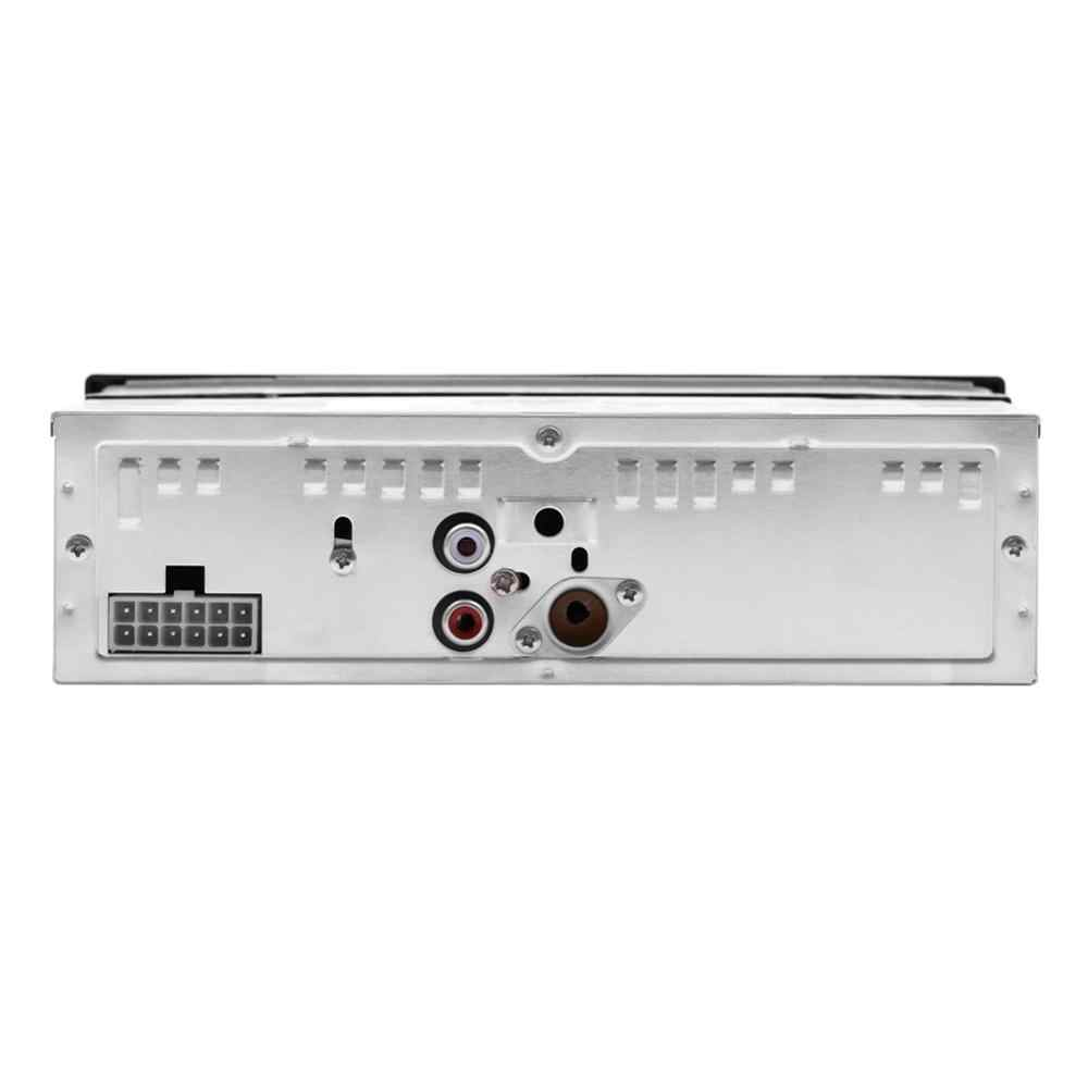 車ラジオ 1 Din Bluetooth MP3 音楽プレーヤーカーステレオ USB Aux 入力 TF カードリモコンで Autoradio