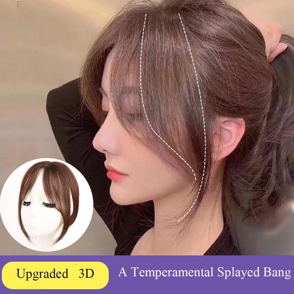 humano de remy do cabelo humano bangs