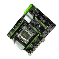 X99 Lga2011 3 High Speed Module 4 Channel Ddr4 Professional Motherboard Stable Desktop Computer Systemboard Mainboard Powerful