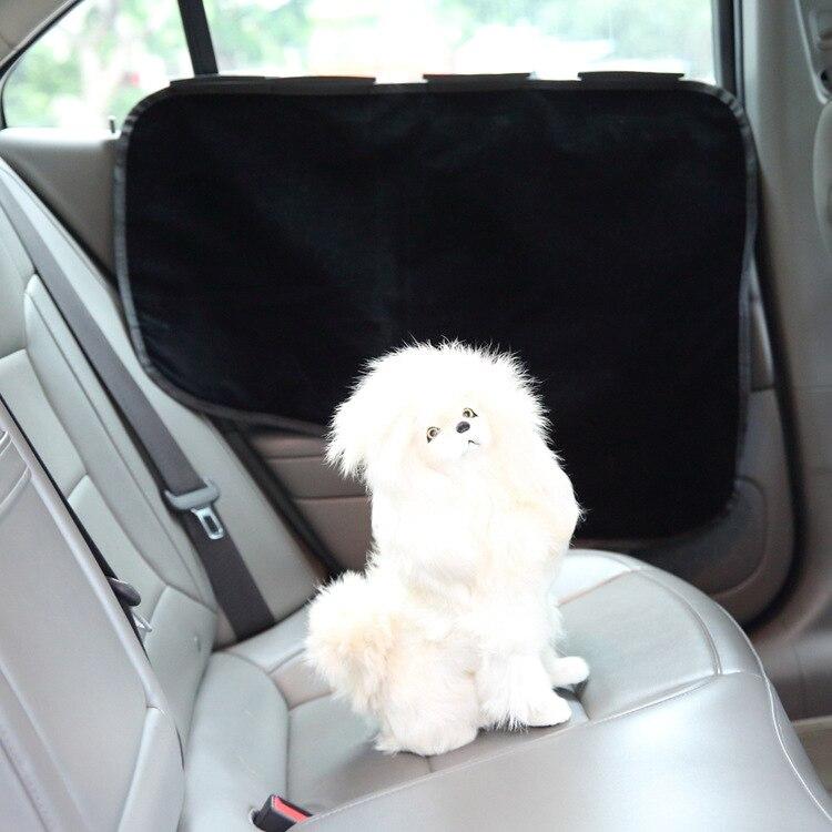 Amazon Hot Selling Pet Supplies Car Supplies Dog Car Door Protective Pad Anti-zhua Fang Scraping Car Doot Protection Pad