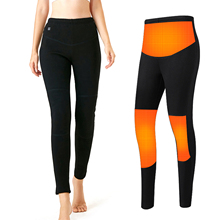 Underwear Heated-Pants Thermal-Trousers Usb-Charging Electric Washable Insulated 3-Level-Temperature