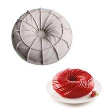 Креативная силиконовая форма для Мусса и торта с большим шерстяным