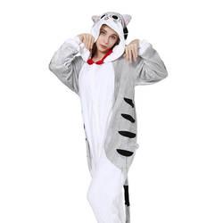 Фланелевые пижамы с рисунками животных для взрослых и детей; пижамы с единорогом; мягкие и удобные домашние пижамы унисекс с Пикачу;