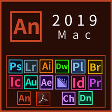 Animate 2019 activation-free one-click installation is suitable for Win and Mac books