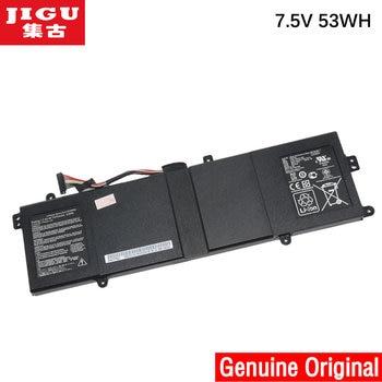 JIGU 53WH Original New Laptop Battery C22-B400A For BU400V BU400A Ultrabook C22-B400A 7.5V 7070mAh